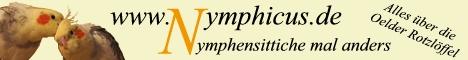 Wer mehr über Nymphensittiche erfahren möchte und gerne Fotos von Ihnen anschaut dem kann ich weiterhelfen